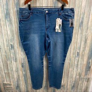 YMI Royalty Plus Jeans sz 24W NEW # S719